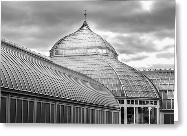 Phipps Conservatory Greeting Cards - Phipps Conservatory Greeting Card by Michel Godts