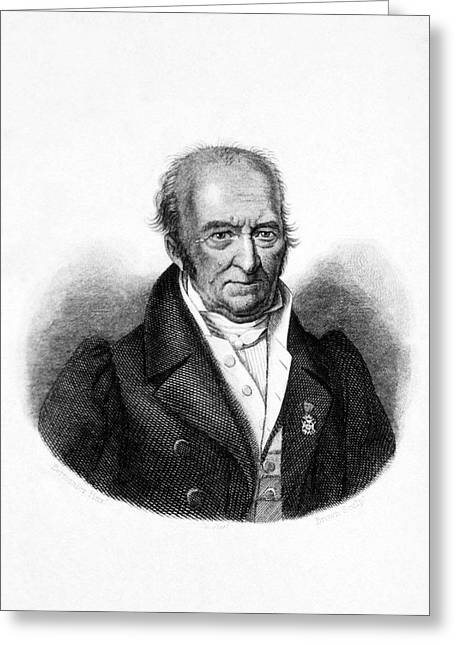 Pierre Andre Latreille Greeting Card by National Library Of Medicine