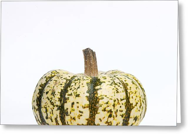 Food And Drink Greeting Cards - Pumpkin Greeting Card by Bernard Jaubert