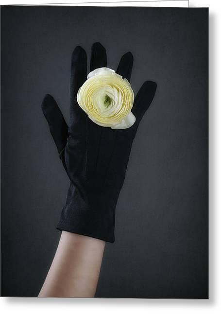 Flower Blossom Photographs Greeting Cards - Ranunculus Greeting Card by Joana Kruse