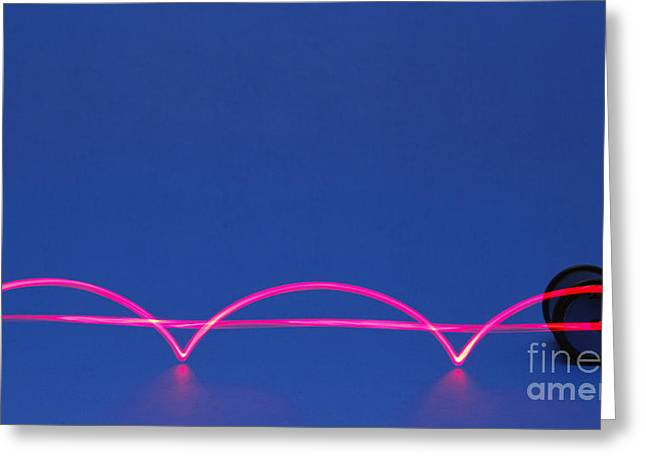 Circular Motion Greeting Cards - Rolling Motion Greeting Card by GIPhotoStock