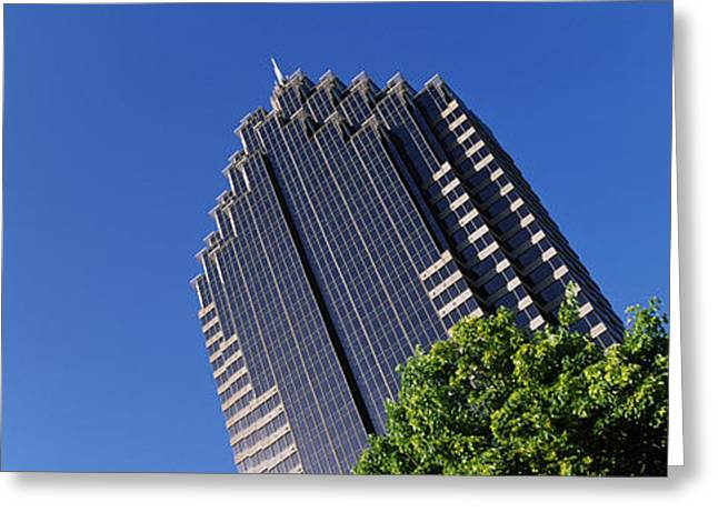 Fulton Greeting Cards - Skyscrapers In A City, Atlanta, Fulton Greeting Card by Panoramic Images
