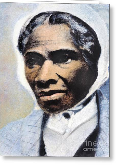 Sojourner Truth Greeting Card by Granger