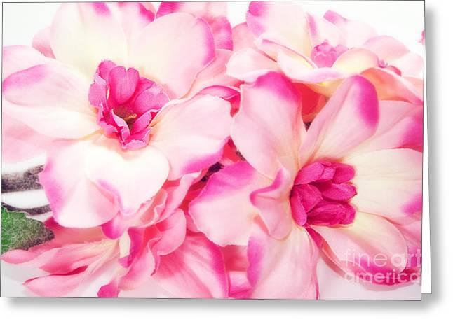 Spring Flowers  Greeting Card by Michal Bednarek