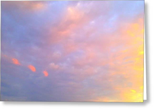 Gloaming Greeting Cards - Stormy Skies 1 Greeting Card by Robert Pierce