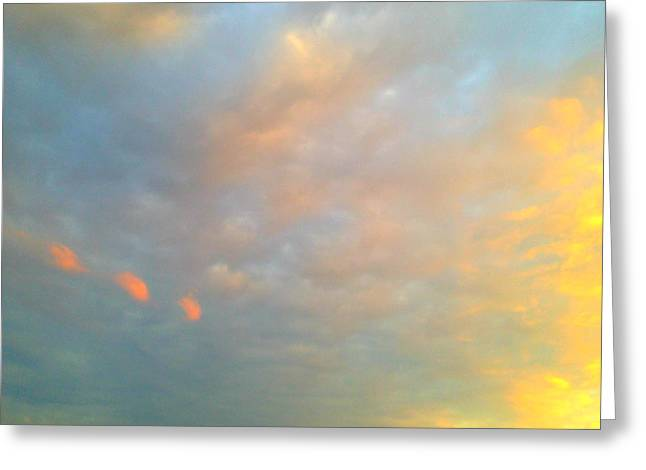 Gloaming Greeting Cards - Stormy Skies 3 Greeting Card by Robert Pierce