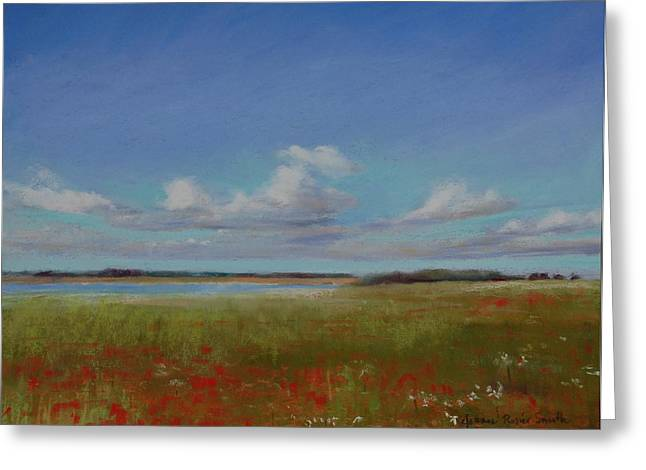 Jeanne Rosier Smith Greeting Cards - Summer Day Greeting Card by Jeanne Rosier Smith