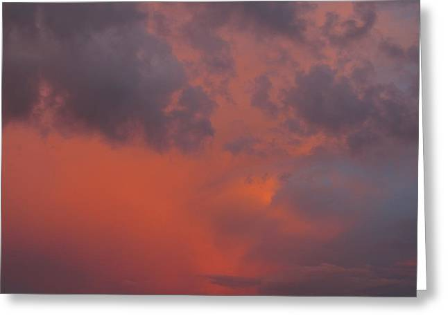 Michael Fitzpatrick Greeting Cards - Sunset Greeting Card by Michael Fitzpatrick
