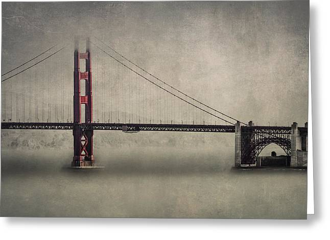 Headlands Greeting Cards - The Bridge Greeting Card by Erik Brede