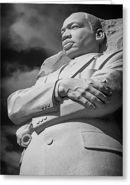African American History Greeting Cards - The Peacemaker  Greeting Card by Mountain Dreams