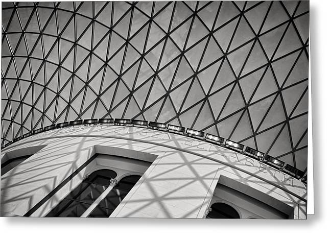 British Photographs Greeting Cards - The Reading Room Greeting Card by Rod McLean