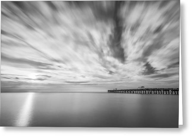 Touch The Clouds Greeting Card by Jon Glaser