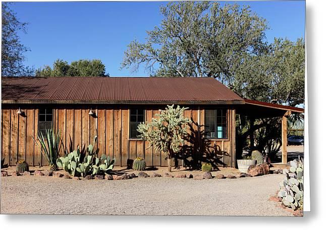 Tucson, Arizona, United States Greeting Card by Julien Mcroberts