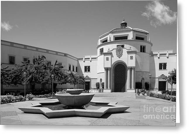 California Images Greeting Cards - University of San Diego Greeting Card by University Icons