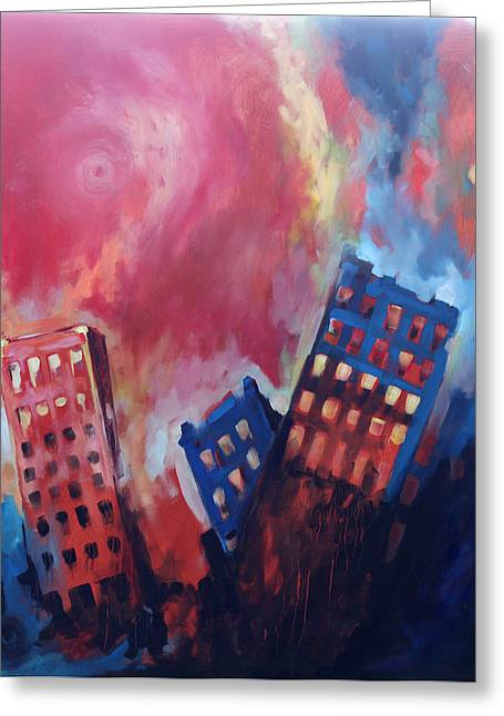 Julian Sula Greeting Cards - Apocalypse Now Greeting Card by Julian Sula