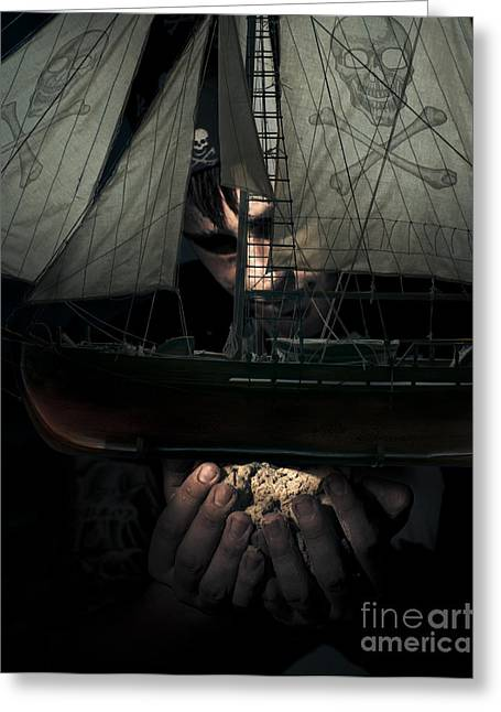 Victory Of Conquest Greeting Card by Jorgo Photography - Wall Art Gallery