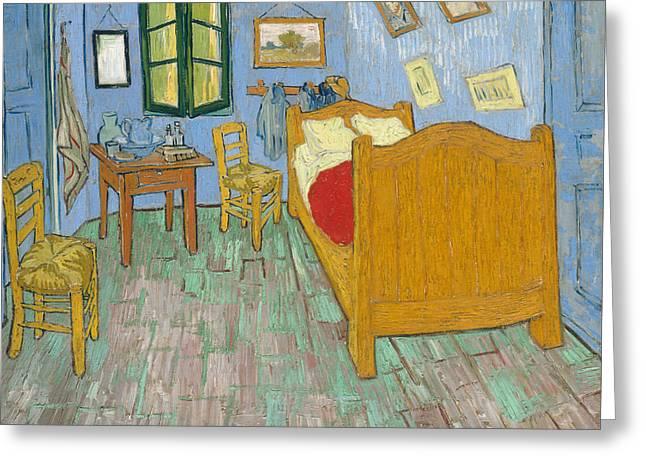 Vincent 39 S Bedroom In Arles Painting By Vincent Van Gogh