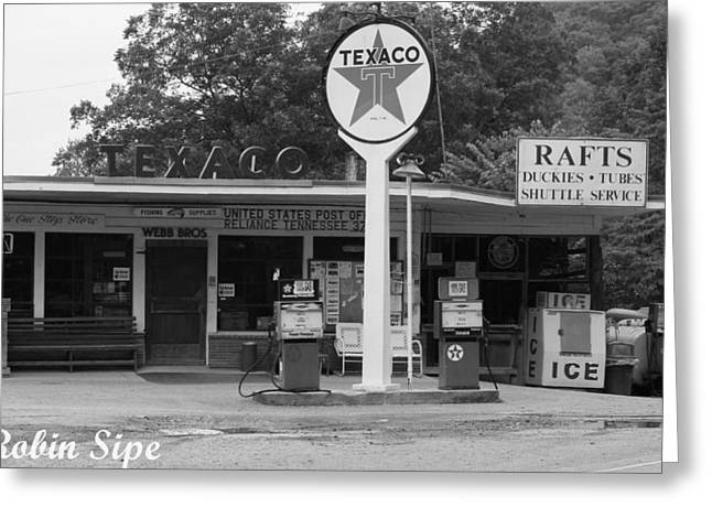 Tn Greeting Cards - Webb Brothers General Store Greeting Card by Robin Vargo