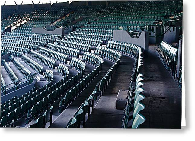 Wimbledon Scenes Greeting Card by ELITE IMAGE photography By Chad McDermott