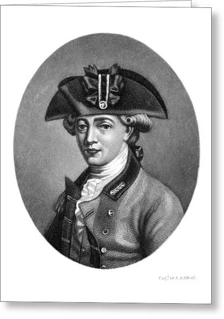 John Andre (1751-1780) Greeting Card by Granger