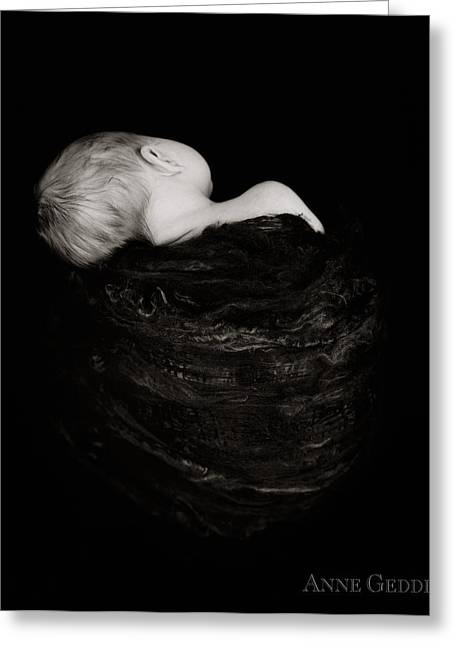 Head Greeting Cards - Untitled Greeting Card by Anne Geddes