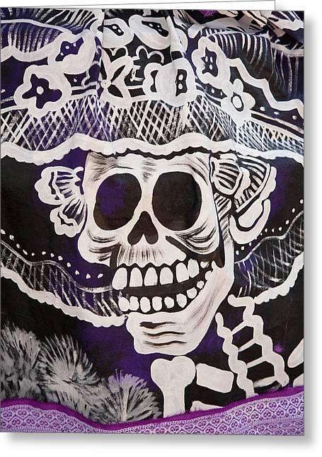 North America, Mexico, Guanajuato Greeting Card by John and Lisa Merrill