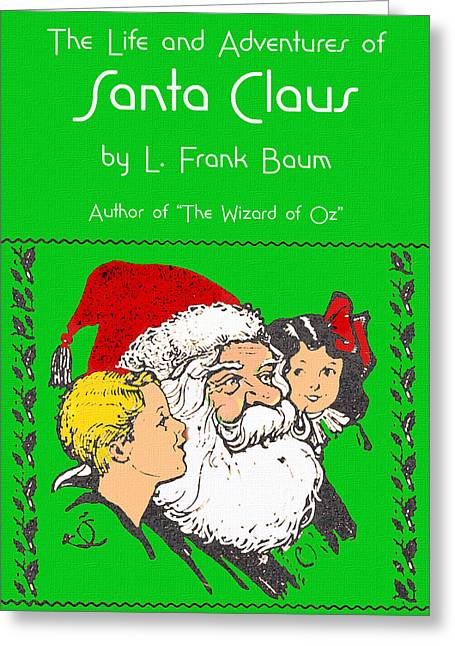 Book Art By Lyle - Frederick Lyle Morris Greeting Card by Frederick Lyle Morris
