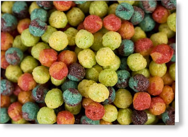 Trix Greeting Cards - Cereal Greeting Card by JP Tripp
