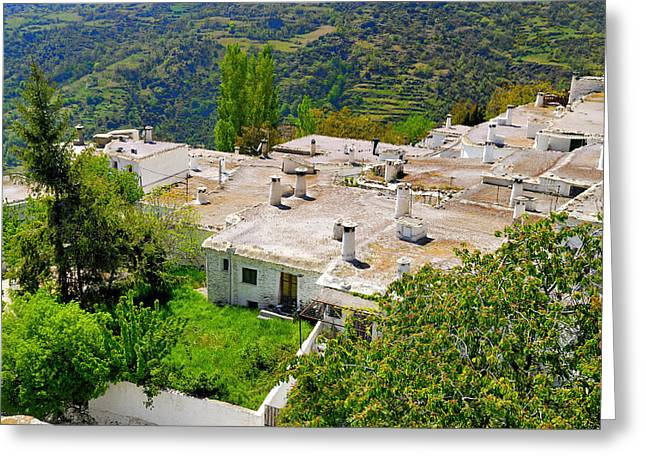 Alpujarras In Granada Greeting Card by Guido Montanes Castillo
