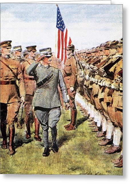 World War I (1914-1918 Greeting Card by Prisma Archivo