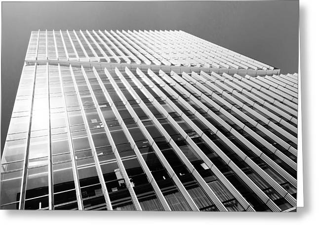 Modern Photographs Greeting Cards - Modern Architecture Greeting Card by Hans Engbers