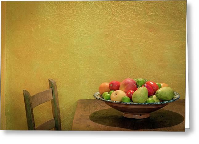 Mexico, San Miguel De Allende Greeting Card by Jaynes Gallery