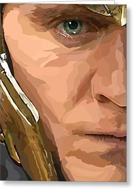 Avengers Digital Art Greeting Cards - 152. Trust My Rage Greeting Card by Tam Hazlewood