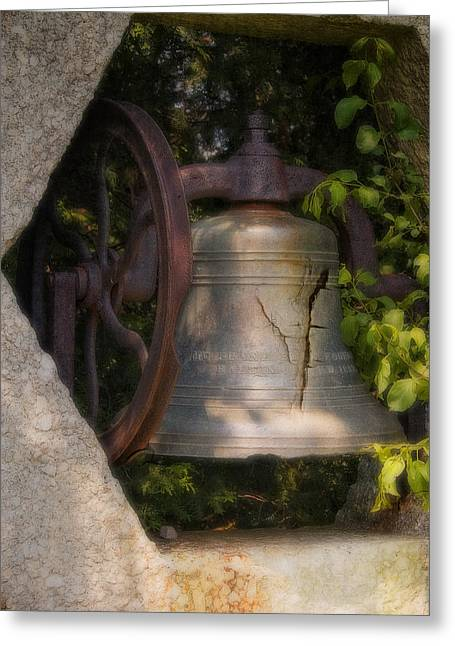 Bells Foundry Greeting Cards - 1832 Baltimore MD Greeting Card by J McGill