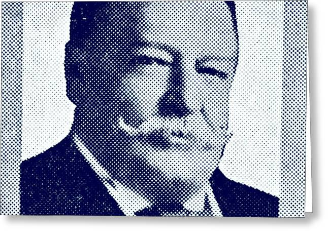 1912 Vote Taft for President Greeting Card by Historic Image