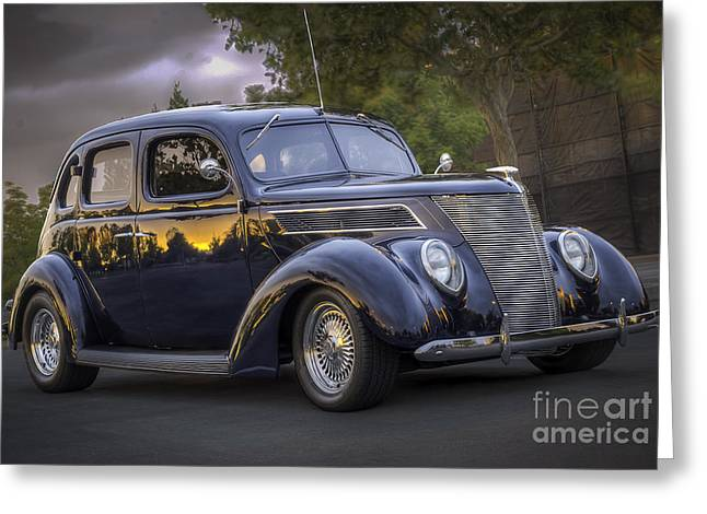 1937 ford 4 door sedan photograph by pierre miller for 1937 ford four door