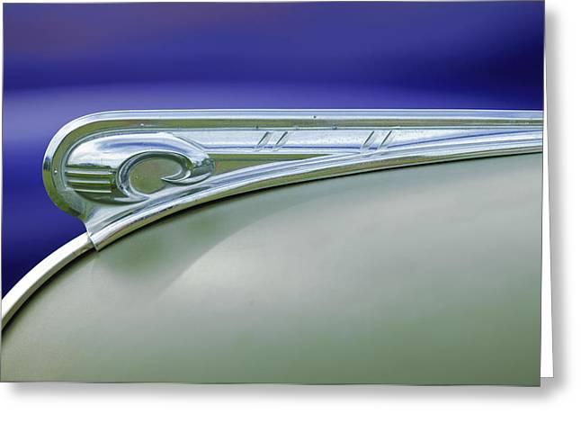 1947 Dodge GI Joe Greeting Card by Jill Reger