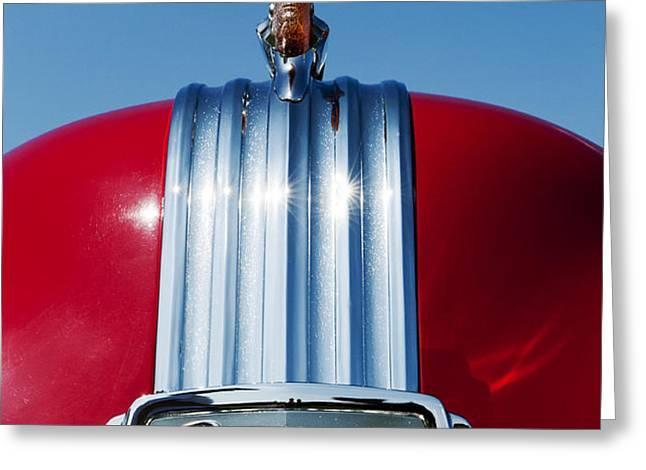 1951 Pontiac Chieftain  Greeting Card by Tim Gainey