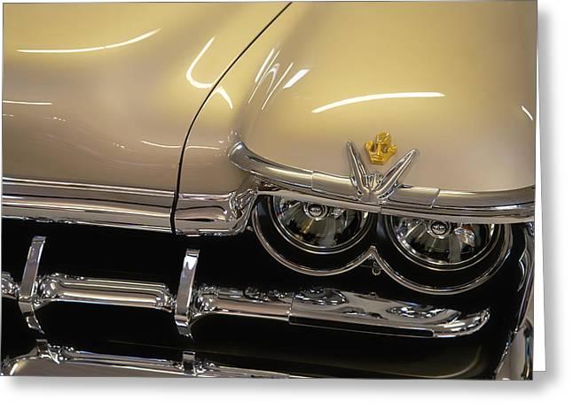 Smartphone Greeting Cards - 1959 Chrysler Imperial Crown  Greeting Card by Mary Lee Dereske