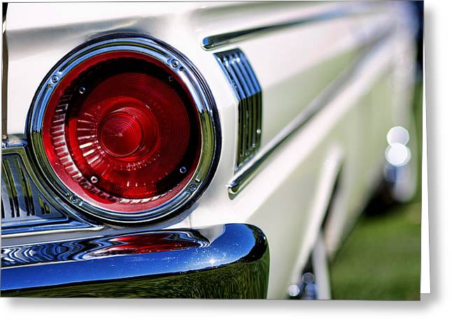 1963 Ford Digital Art Greeting Cards - 1964 Ford Falcon Sprint V8 Greeting Card by Gordon Dean II