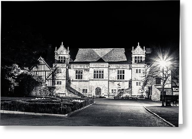 Kent Photography Greeting Cards - Bishops Palace Maidstone Greeting Card by Dawn OConnor