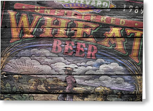 Beverage Greeting Cards - Boulevard Brewing Greeting Card by Joe Hamilton
