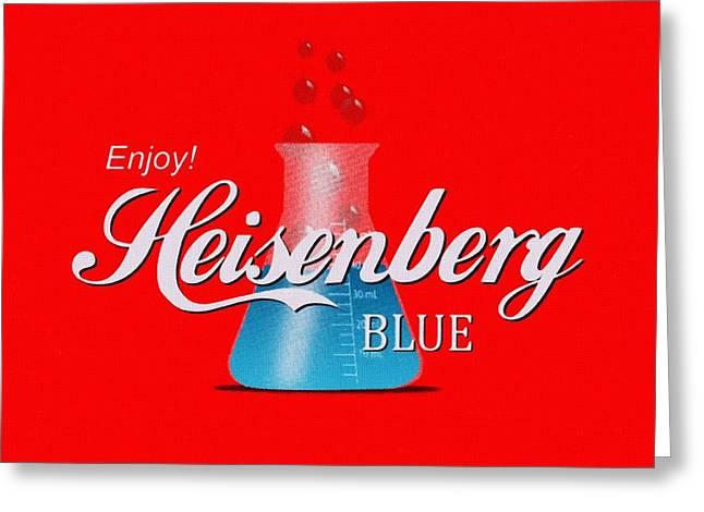 Breaking Bad Prints Greeting Cards - Breaking Bad season 1 Greeting Card by Victor Gladkiy
