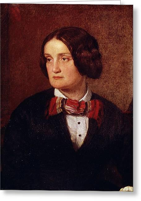 Charlotte Cushman (1816-1876) Greeting Card by Granger