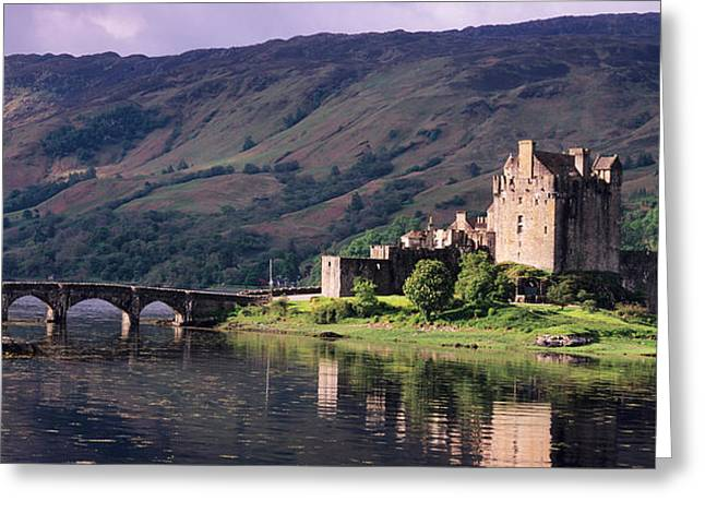 Eilean Donan Castle, Dornie Greeting Card by Panoramic Images
