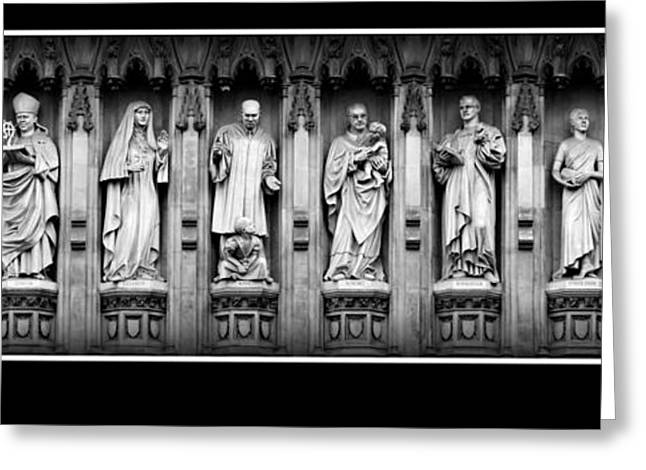Faithful Witnesses -- Poster Greeting Card by Stephen Stookey