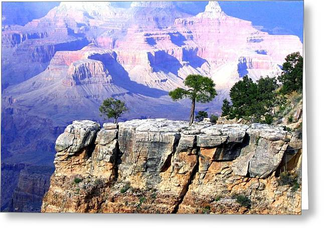 Awe Inspiring Greeting Cards - Grand Canyon 1 Greeting Card by Will Borden