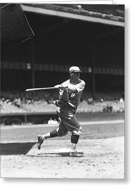 Ike Greeting Cards - Isaac M. Ike Boone Greeting Card by Retro Images Archive