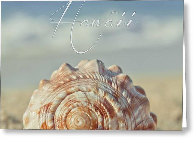 Kapukaulua Aia I Laila Ke Aloha Island Dreams Greeting Card by Sharon Mau