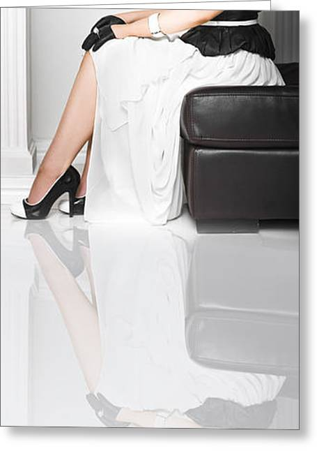 Lifestyle Of The Rich And Famous Greeting Card by Jorgo Photography - Wall Art Gallery